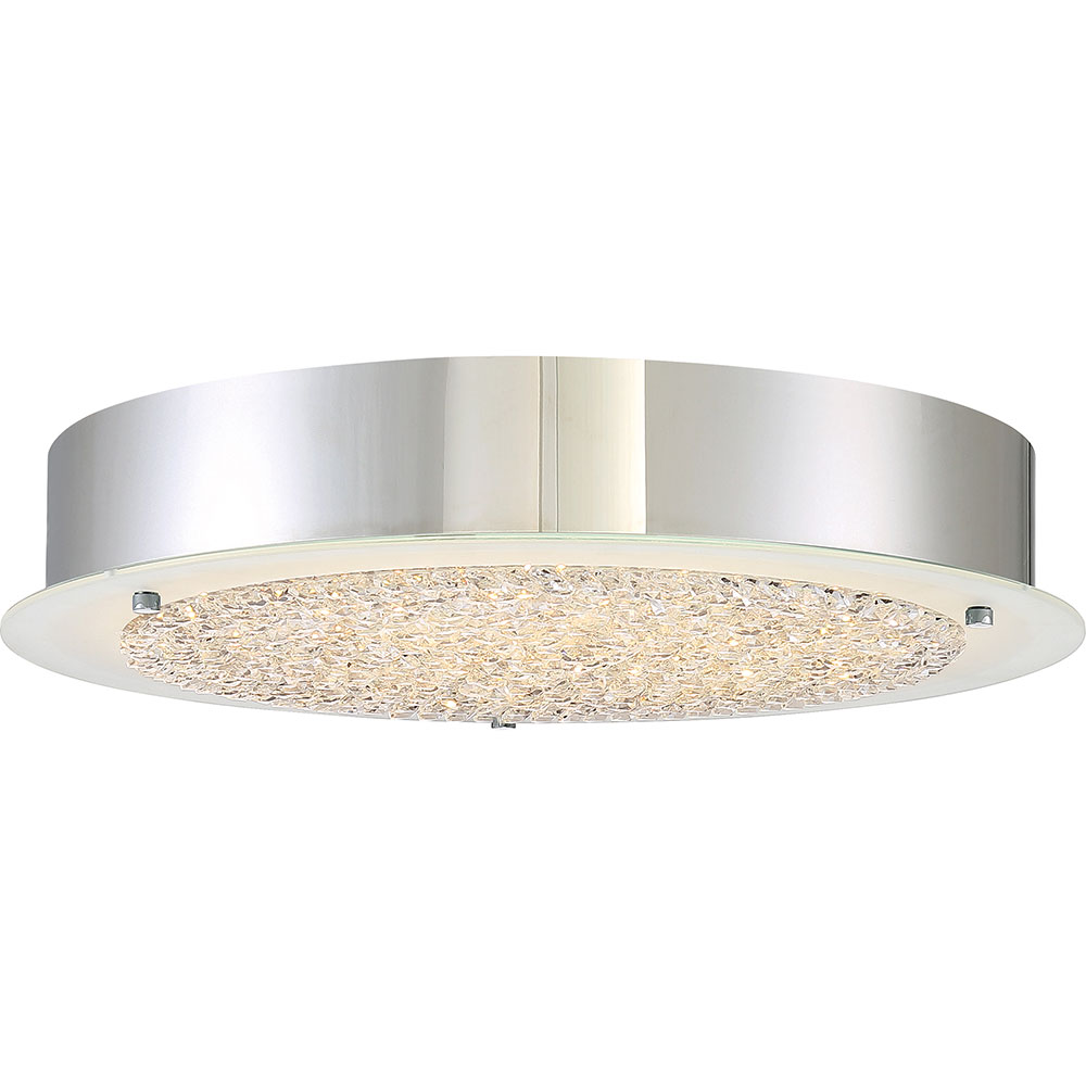 Quoizel pcbz1616c platinum collection blaze modern for Modern led light fixtures