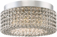 Quoizel PCIT1616C Platinum Collection Identity Polished Chrome Xenon 16  Overhead Lighting