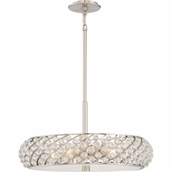 Quoizel PCLG2822BN Platinum Collection Legion Brushed Nickel Pendant Light