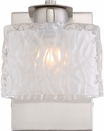 Quoizel PCSW8601BN Platinum Collection Seaview Modern Brushed Nickel Xenon Wall Light