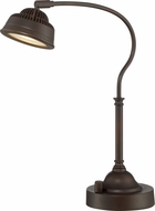 Quoizel Q1919TPN Quoizel Portable Lamp Palladian Bronze LED Craft Lamp