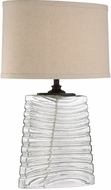 Quoizel Q2590T Western Bronze Table Top Lamp