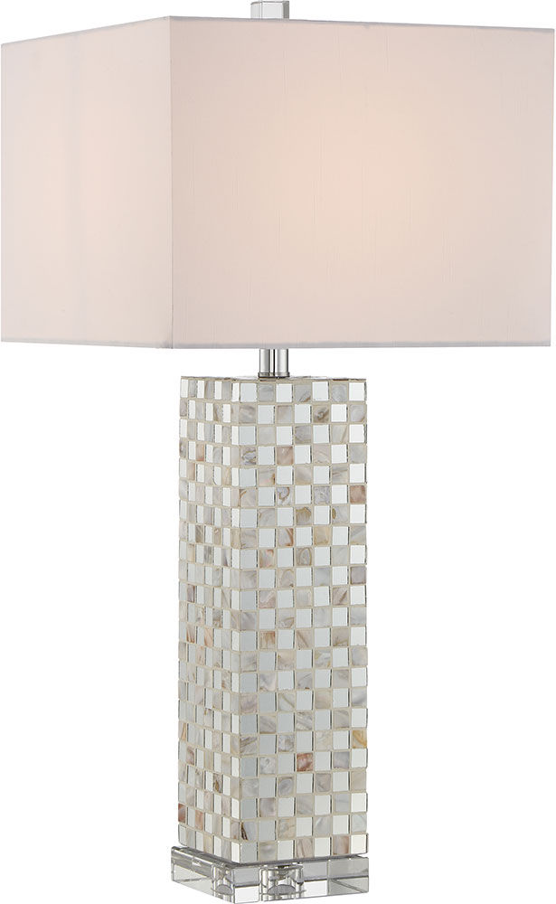 Quoizel Q2611T Polished Chrome Table Top Lamp. Loading Zoom
