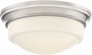 Quoizel QF3416BN Contemporary Brushed Nickel LED Flush Mount Lighting