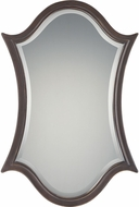 Quoizel QR2058 Reflections Palladian Bronze Wall Mounted Mirror