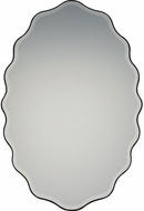 Quoizel QR2795 Reflections Earth Black Wall Mirror