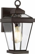 Quoizel RAV8406WT Ravine Western Bronze Outdoor 6  Wall Light Sconce