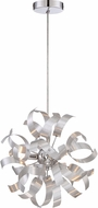Quoizel RBN1512MN Ribbons Modern Millenia Xenon Drop Ceiling Lighting