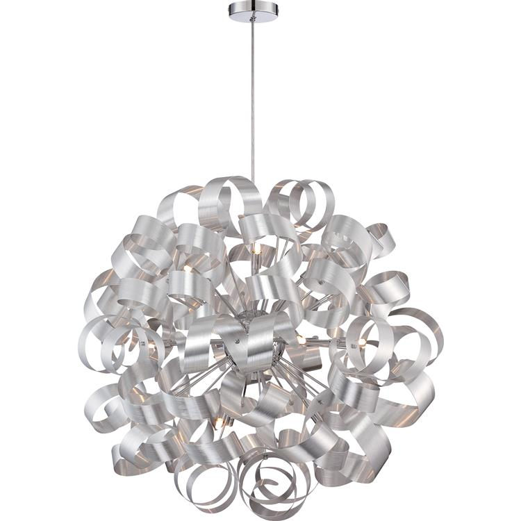 Quoizel rbn2831mn ribbons modern millenia finish 31 tall hanging quoizel rbn2831mn ribbons modern millenia finish 31nbsp tall hanging pendant light loading zoom mozeypictures Image collections