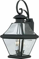 Quoizel RJ8411K Rutledge Mystic Black Outdoor 11  Wall Sconce