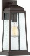 Quoizel RNL8407WT Ravenel Contemporary Western Bronze Outdoor 6.5  Sconce Lighting