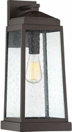Quoizel RNL8408WT Ravenel Modern Western Bronze Outdoor 8  Light Sconce