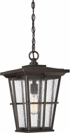 Quoizel RPT1911PN Rockport Palladian Bronze Outdoor Lighting Pendant