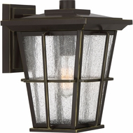 Quoizel RPT8409PN Rockport Palladian Bronze Outdoor 9  Wall Lamp