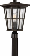 Quoizel RPT9011PN Rockport Palladian Bronze Outdoor Post Light