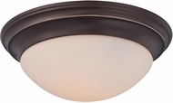 Quoizel SMT1614PN Summit Palladian Bronze 14  Ceiling Light Fixture