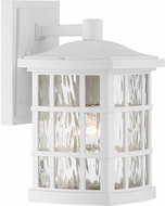 Quoizel SNN8406WFL Stonington Fresco Fluorescent Outdoor 6.5  Wall Lamp