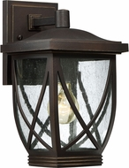 Quoizel TDR8408PN Tudor Palladian Bronze Outdoor Wall Mounted Lamp