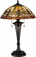 Quoizel TF2582T Tiffany Table Light