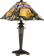 Quoizel TF2591TIB Tiffany Imperial Bronze Table Lighting