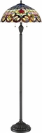 Quoizel TF3180FVB Tiffany Vintage Bronze Floor Lamp