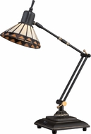Quoizel TF7110ZLED Tiffany Medici Bronze LED Craft Lamp