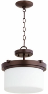 Quorum 2917-13-86 Lancaster Oiled Bronze Lighting Pendant