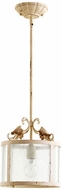 Quorum 3037-70 Florence Traditional Persian White Mini Hanging Light