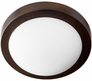 Quorum 3505-11-86 Satin Nickel w/ Satin Opal 11  Ceiling Lighting Fixture