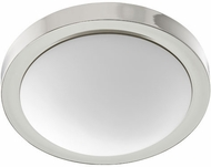 Quorum 3505-13-62 Polished Nickel 13  Ceiling Light Fixture