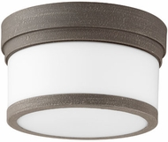 Quorum 3509-9-17 Celeste Modern Zinc 8.5  Ceiling Lighting