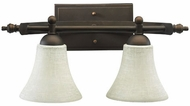 Quorum 5077-2-86 Aspen Oiled Bronze 2-Light Bath Lighting