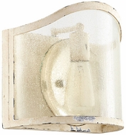Quorum 5106-1-70 Salento Persian White Wall Sconce Lighting