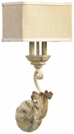 Quorum 5237-2-70 Florence Traditional Persian White Wall Lighting