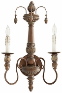 Quorum 5506-2-39 Salento Vintage Copper Wall Light Sconce