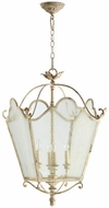 Quorum 6906-4-70 Salento Persian White Entryway Light Fixture
