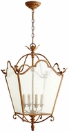 Quorum 6906-4-94 Salento French Umber Foyer Lighting