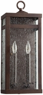 Quorum 772-2-86 Clermont Oiled Bronze Outdoor Wall Sconce Lighting