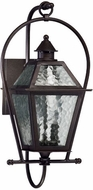 Quorum 7919-2-86 Bourbon Street Oiled Bronze Exterior Wall Mounted Lamp