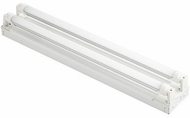Quorum 99324-2-6 Compact Strip Contemporary White LED Overhead Lighting