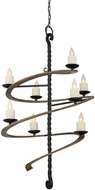 Savoy House 1-4041-8-41 Napoli Modern Durango 8-Light Chandelier Light