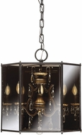 Savoy House 1-9900-3-110 Endicott Shadow Smoke Foyer Light Fixture