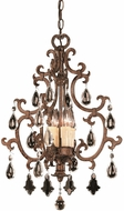 Savoy House 3-1405-4-56 Florence New Tortoise Shell Foyer Lighting
