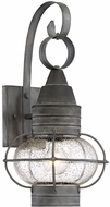Savoy House 5-221-88 Enfield Traditional Oxidized Black Exterior Wall Lamp