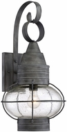 Savoy House 5-222-88 Enfield Traditional Oxidized Black Outdoor Wall Lighting
