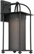 Savoy House 5-231-BK Sierra Black LED Outdoor Light Sconce