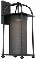 Savoy House 5-232-BK Sierra Black LED Exterior Lighting Sconce