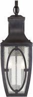 Savoy House 5-261-213 Shelton English Bronze w/ Gold Outdoor Wall Lamp