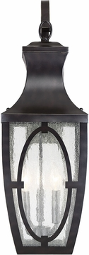 Savoy House 5-262-213 Shelton English Bronze w/ Gold Exterior Wall Lighting