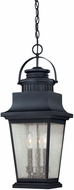 Savoy House 5-3551-25 Barrister Slate Exterior Hanging Light
